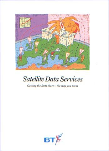 BT Satellite Data Services