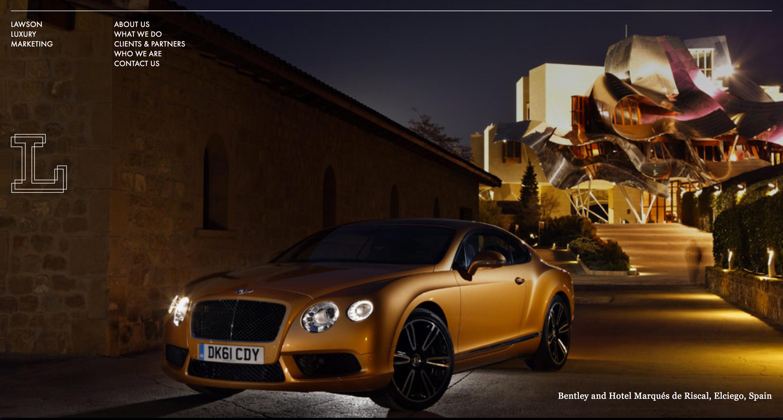 Lawson Luxury - Bentley